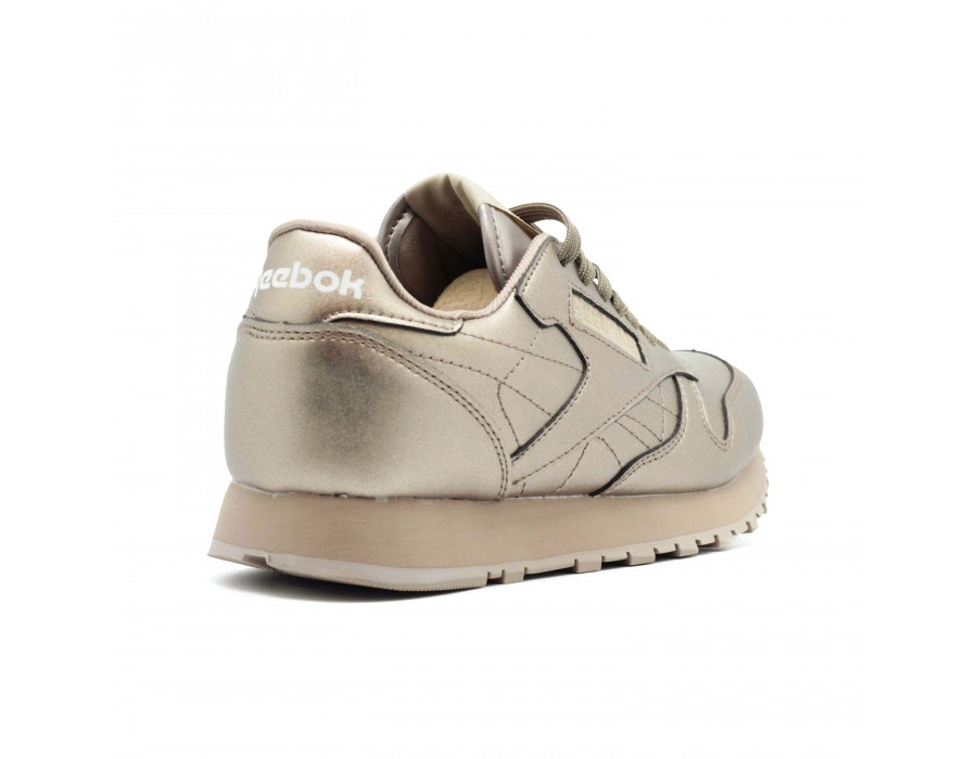 Reebok Classic Leather Pearlized Bronze