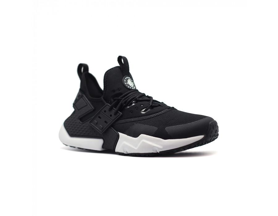 Купить Мужские кроссовки Nike Air Huarache Drift Black-White за 5490 рублей!