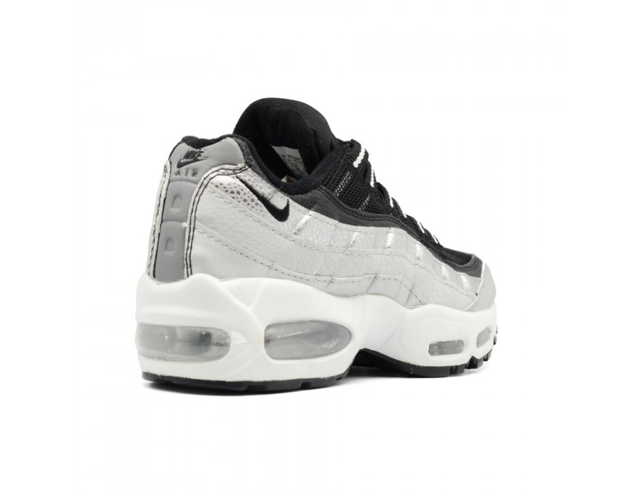 Женские кроссовки Nike Air Max 95 Black-Grey-White