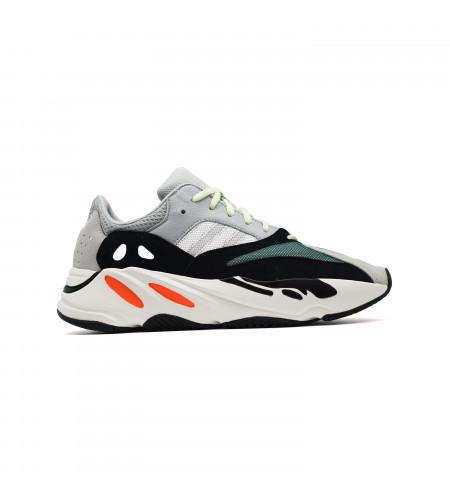 Купить мужские кроссовки Adidas YEEZY 700 Wave Runner Solid Grey серые