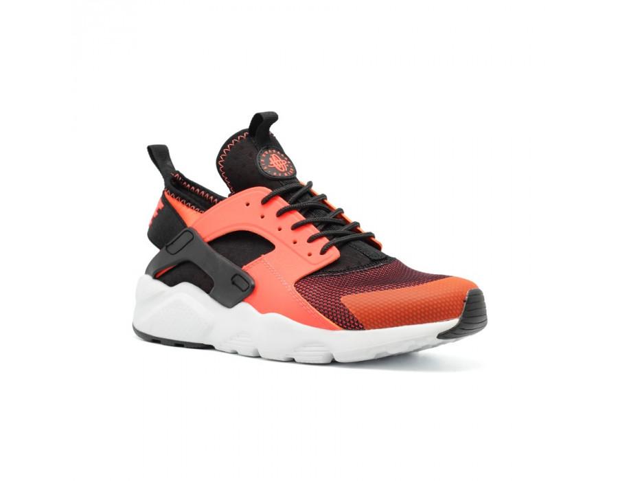 Мужские кроссовки Nike Air Huarache Ultra Orange