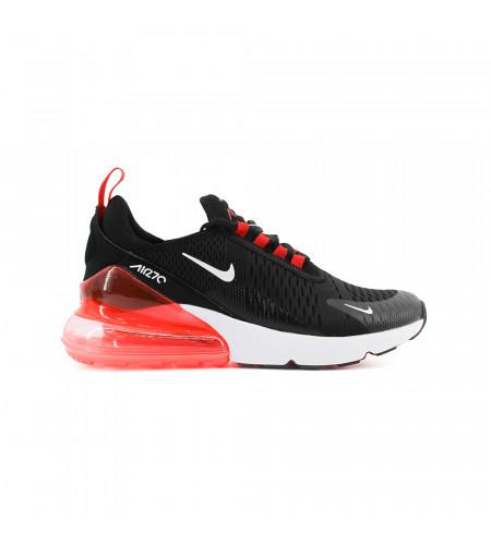 Купить женские кроссовки Nike Air Max 270 Black-Red за 5790 рублей!