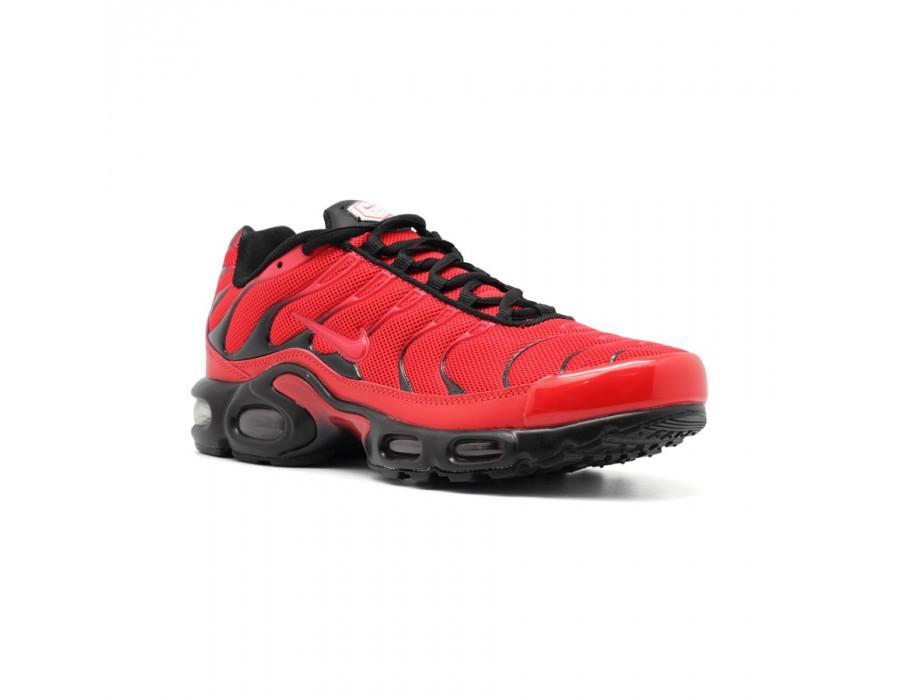 Мужские кроссовки Nike Air Max Plus (TN) Black-Red