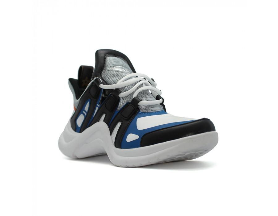 Louis Vuitton Archlight Sneakers Black Multicolor за 8990 рублей!