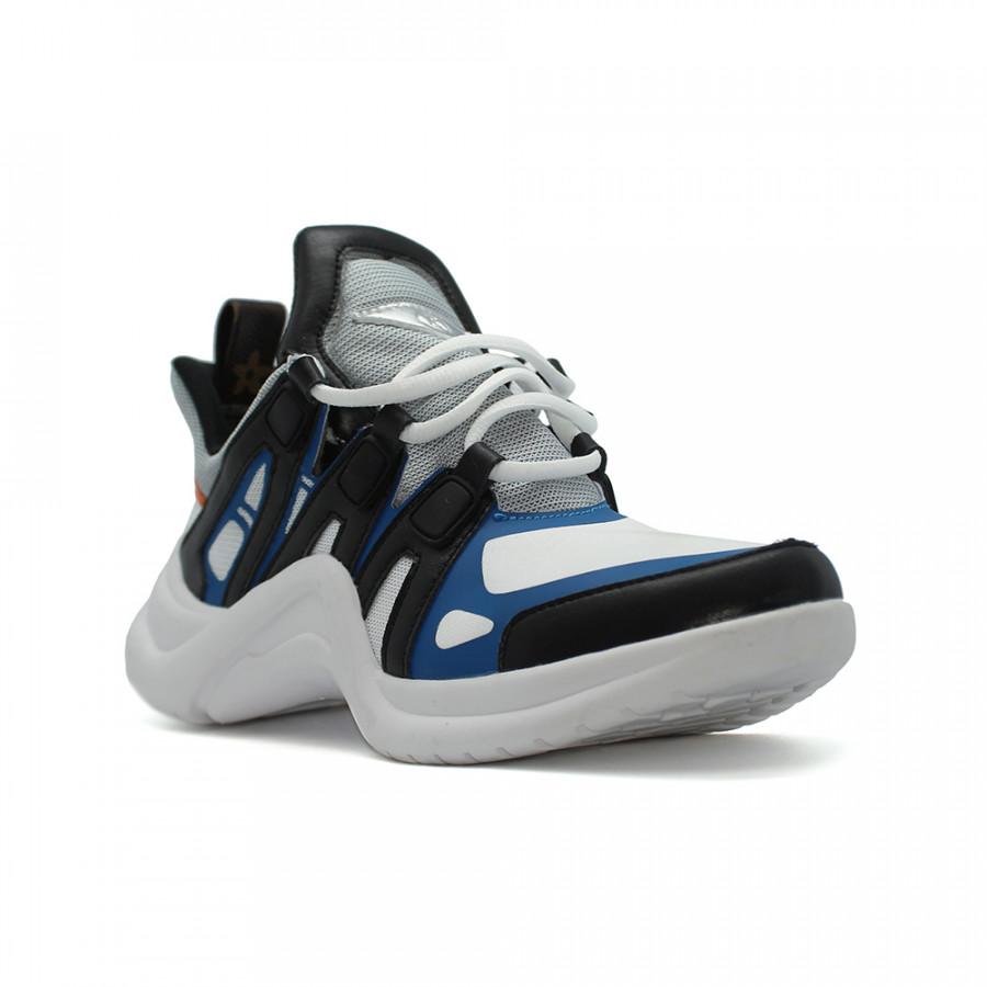 1f2847aebca2 Купить женские кроссовки Louis Vuitton Archlight Sneakers Black ...