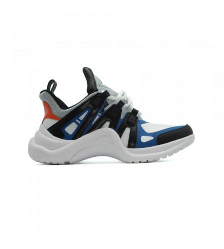 Женские кеды Louis Vuitton Archlight Sneakers разноцветные