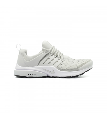 Мужские кеды Nike Air Presto Woven Grey серые