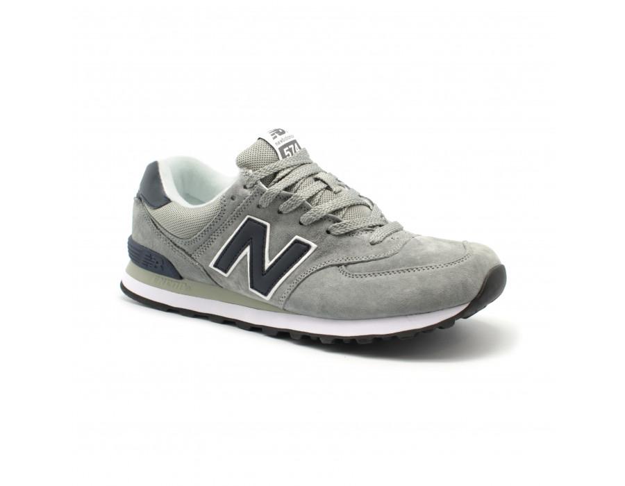 New Balance Мужские 574 Varsity Grey