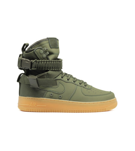 Мужские кроссовки Nike SF AF1 Special Field Air Force 1 Women Khaki