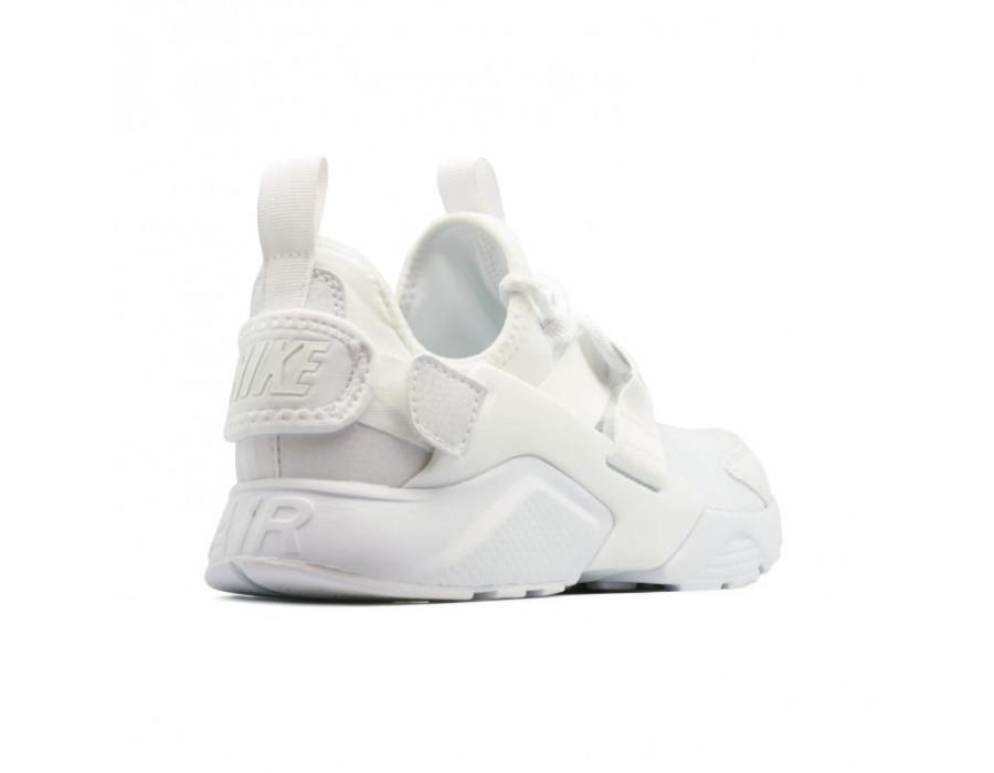 Женские кеды Nike Air Huarache X белые