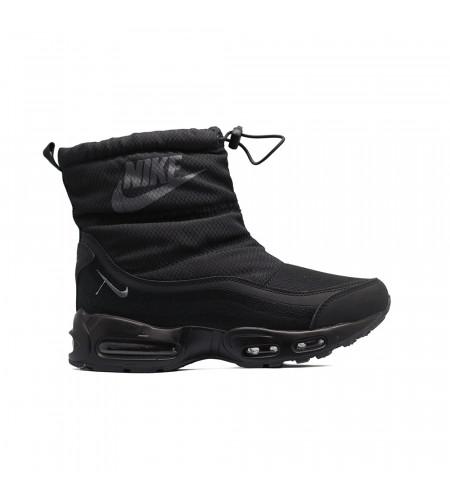Дутики зимние Nike Air Max черные