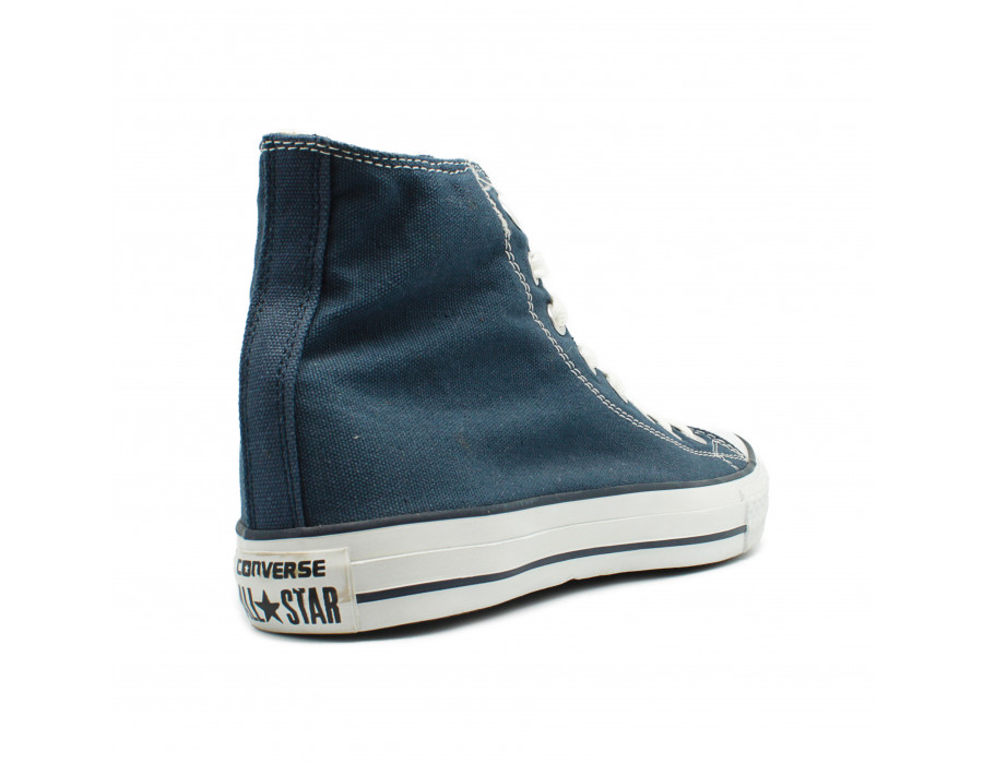 Мужские кеды Converse All Star Chuck Taylor High Navy синие