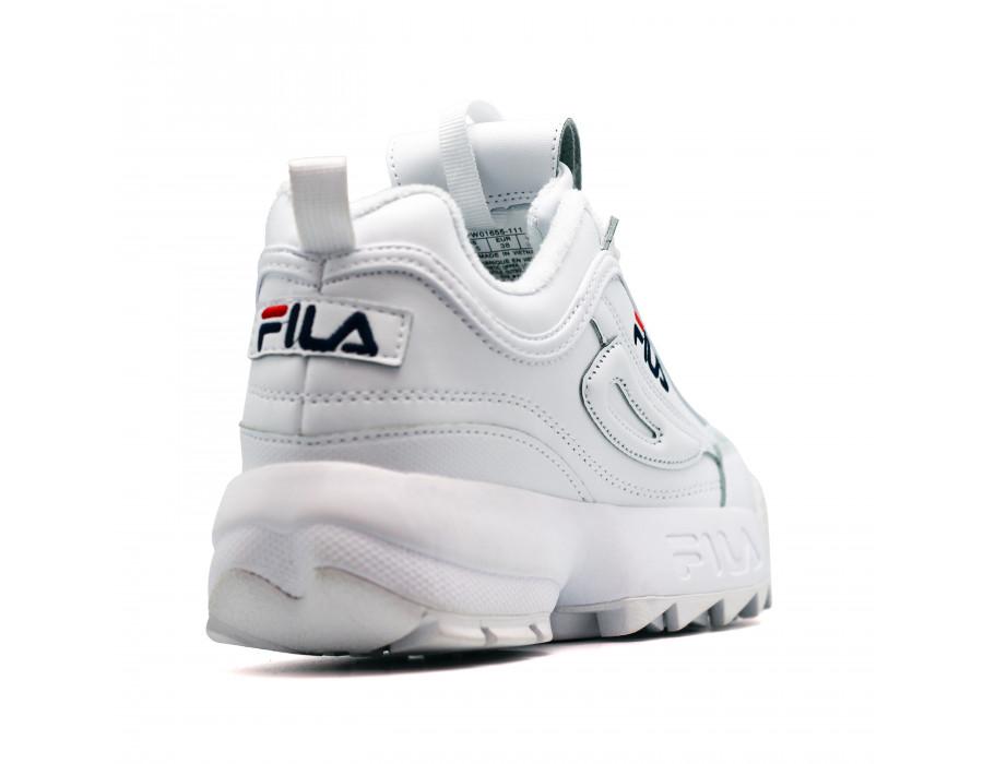 Женские кеды FILA Disruptor 2 белые