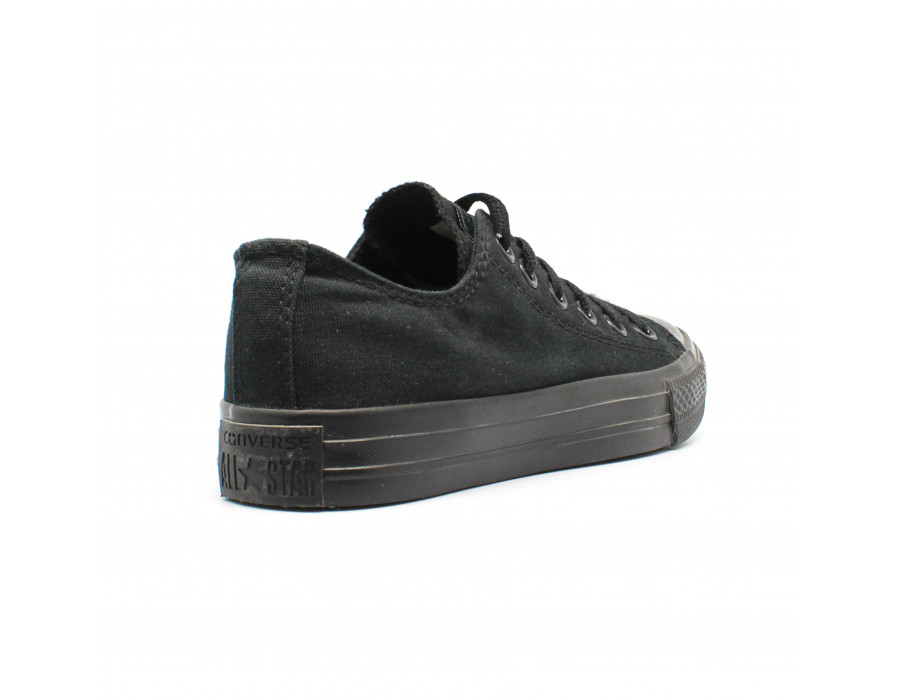 Женские кеды Converse All Star Chuck Taylor Low Black черные