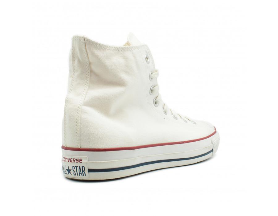 Мужские кеды Converse All Star Chuck Taylor High White белые