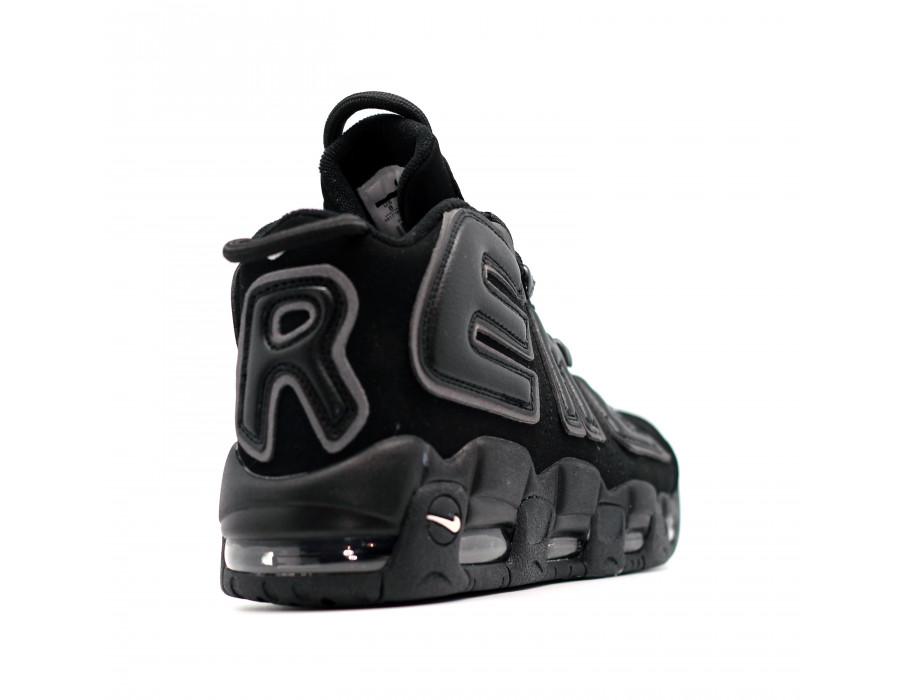 Женские кеды Nike Air Max Uptempo 96 Total черные
