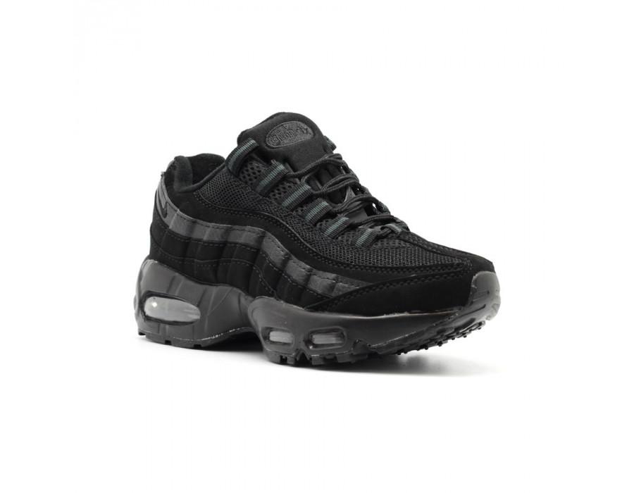 Мужские кроссовки Nike Air Max 95 Total Black