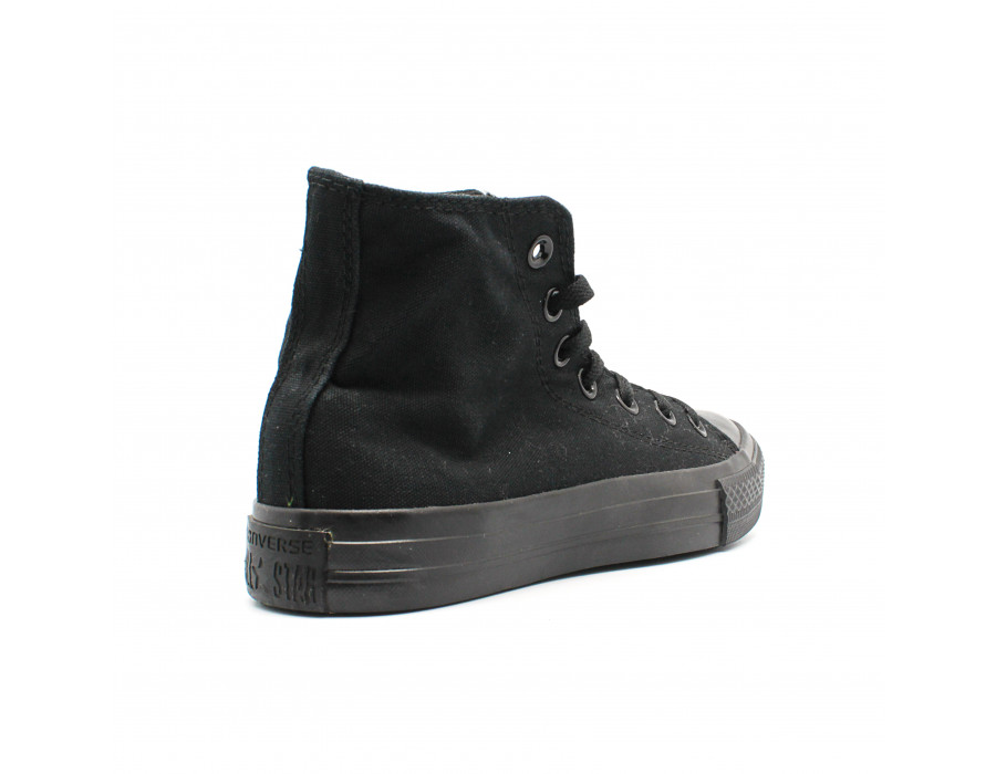 Женские кеды Converse All Star Chuck Taylor High Black черные