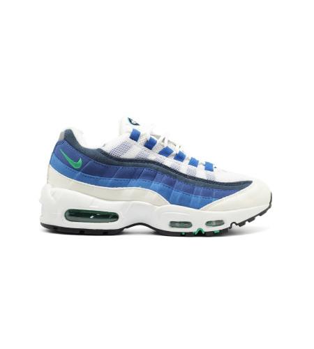 Женские кроссовки Nike Air Max 95 White Blue