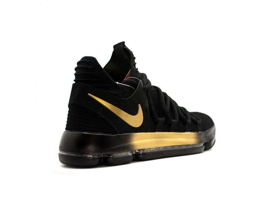 Мужские кеды Nike Zoom KDX ID Black черные