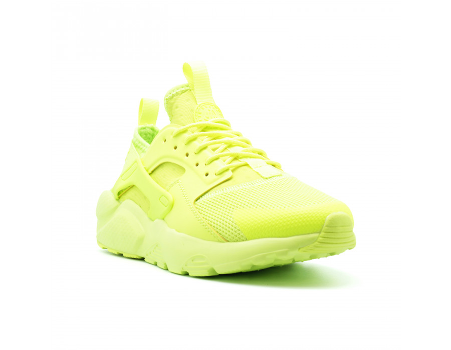 Женские кроссовки Nike Air Huarache Ultra Yellow