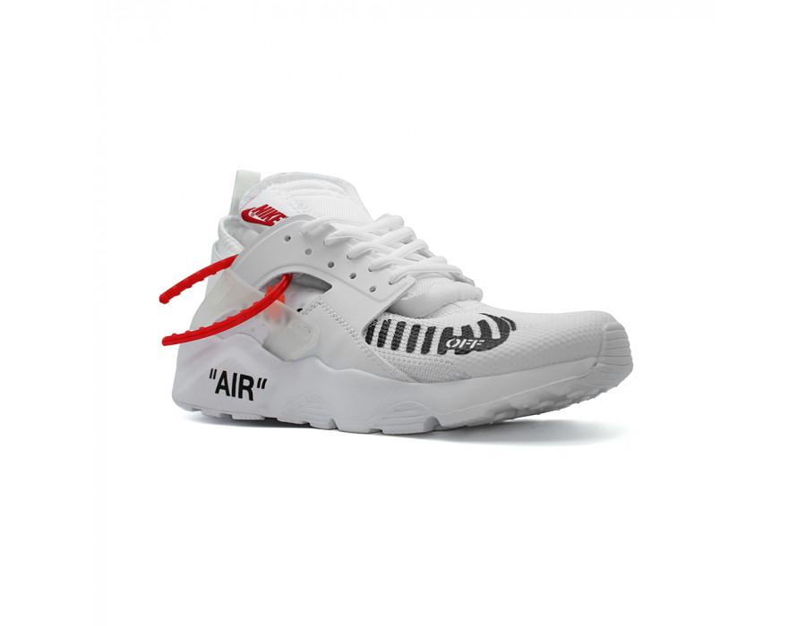 Купить Мужские кроссовки Nike Air Huarache Ultra x OFF White White за 6790 рублей!