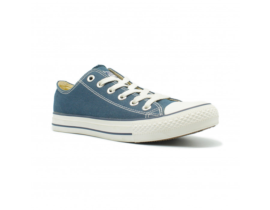Женские кеды Converse All Star Chuck Taylor Low Navy синии
