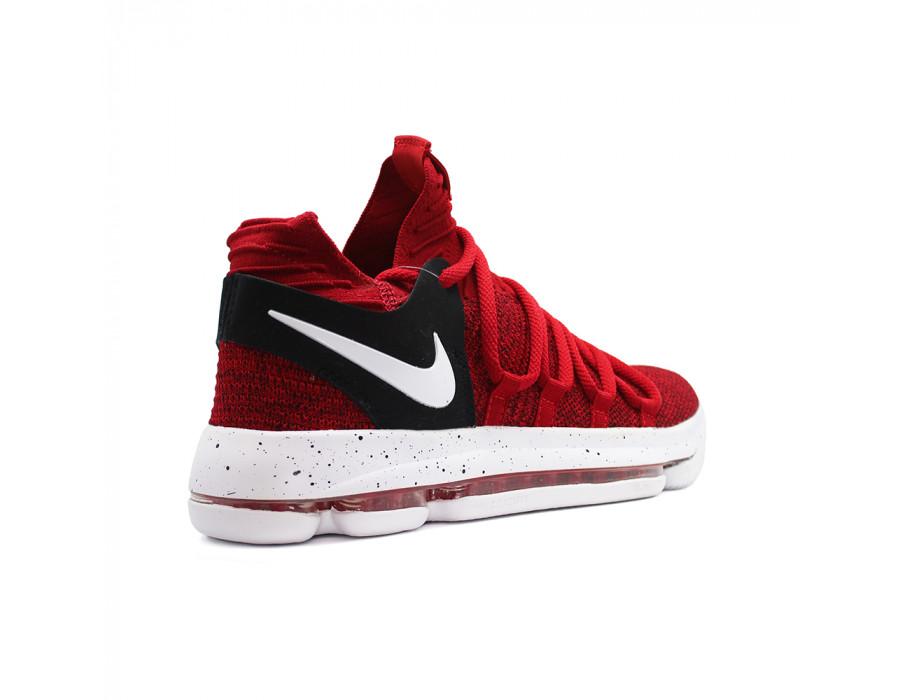Мужские кеды Nike Zoom KDX ID Red красные