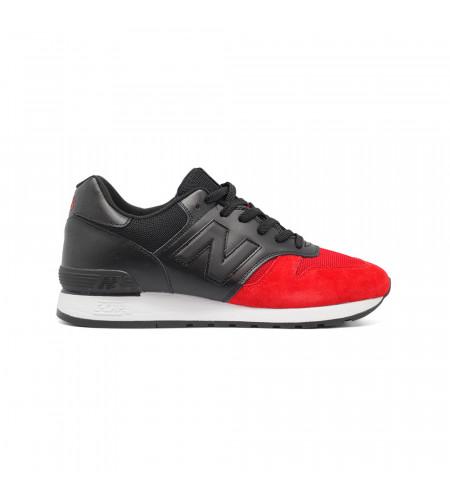 Мужские New Balance 670 Red-Black