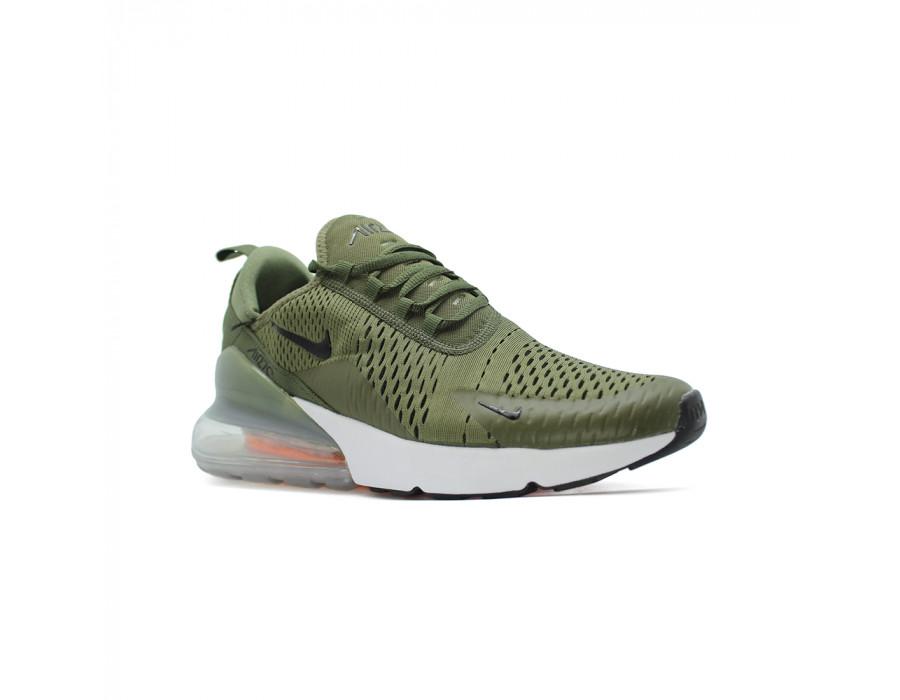 Купить Мужские кроссовки Nike Air Max 27 Olive Green за 5790 рублей!