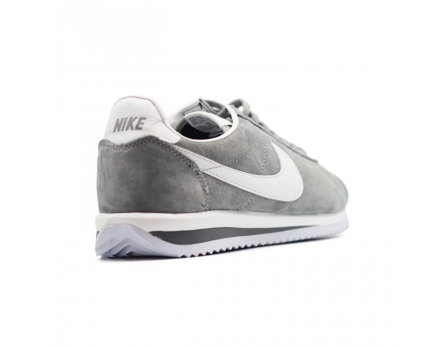 Мужские кеды Nike Cortez Ultra BR серые