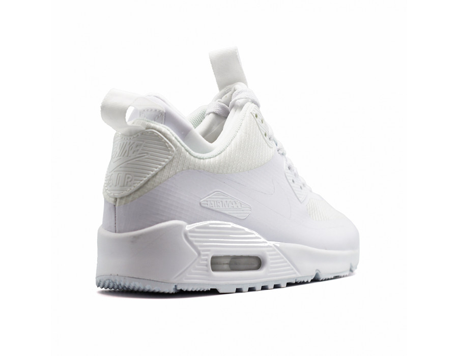 Мужские кеды Nike Air Max 90 ES белые