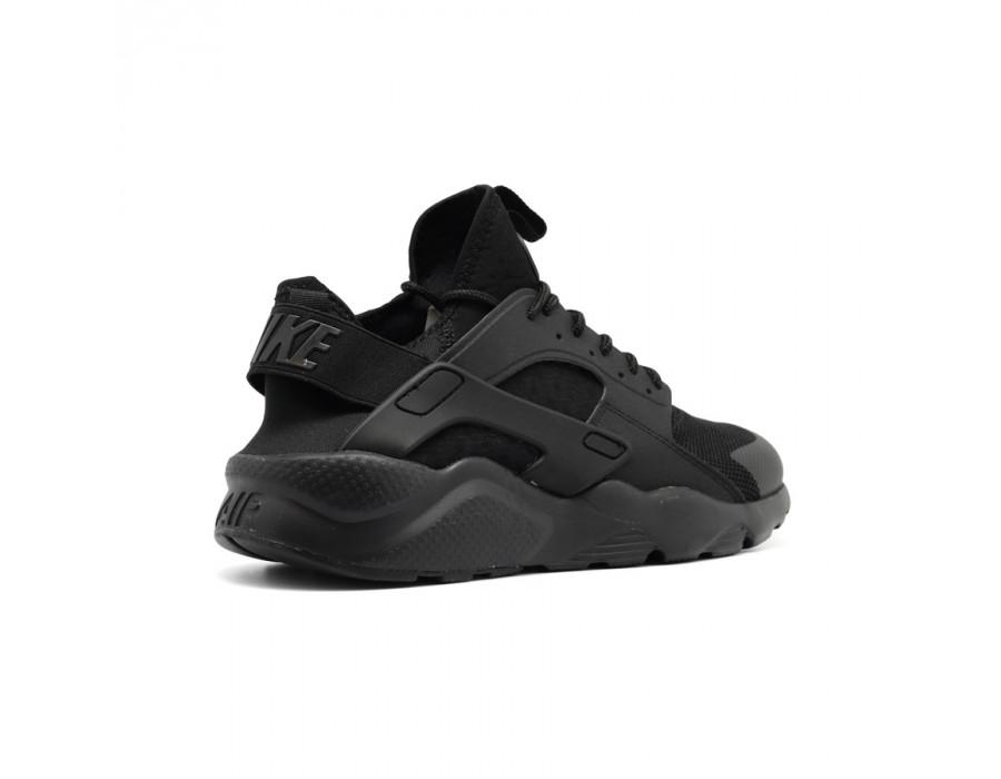 Мужские кроссовки Nike Air Huarache Ultra Total Black