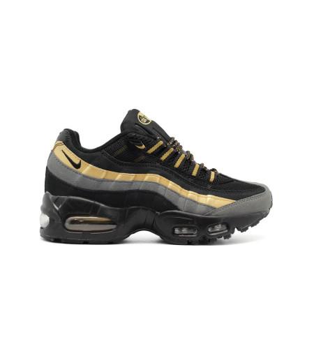 Женские кроссовки Nike Air Max 95 Black Gold