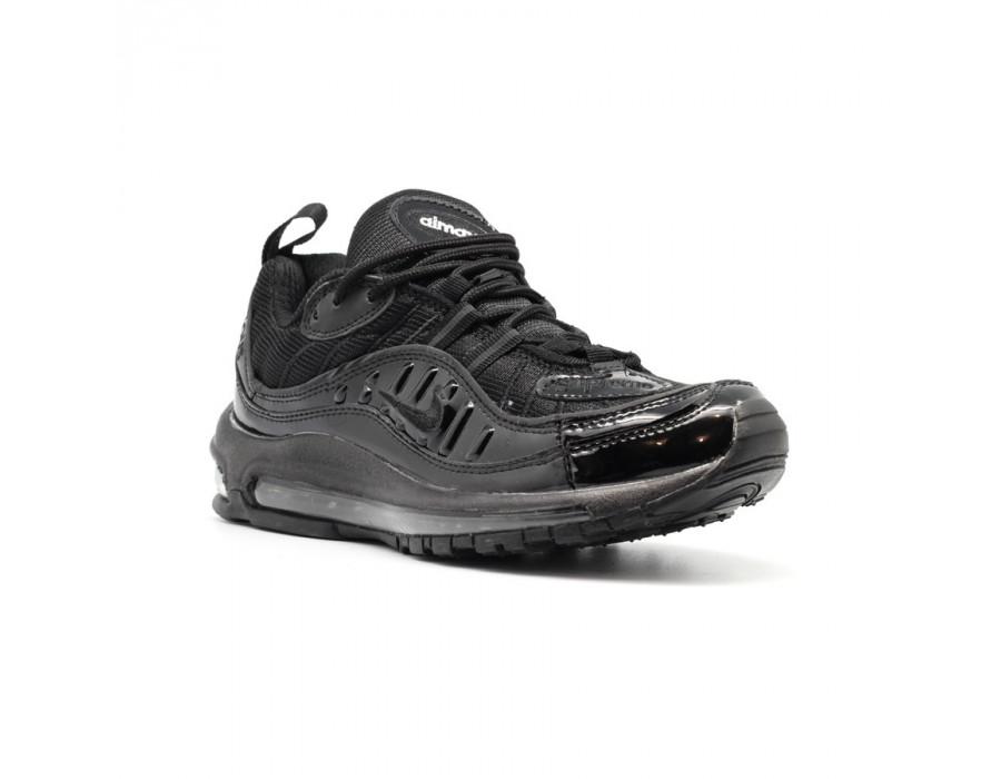 Женские кроссовки Nike Air Max 98 X Supreme Black