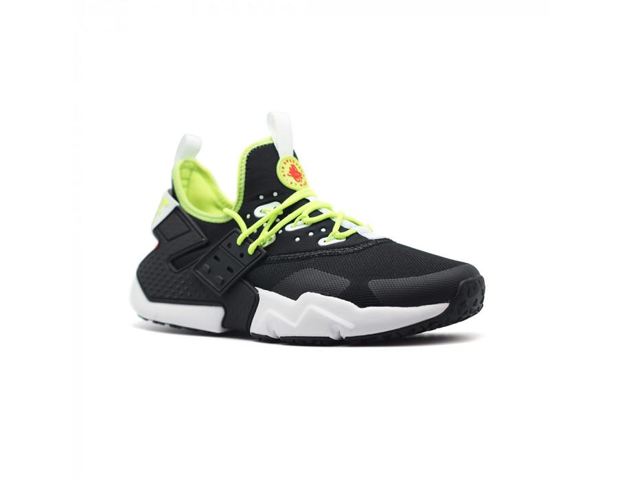 Купить Мужские кроссовки Nike Air Huarache Drift Black Neon за 5490 рублей!